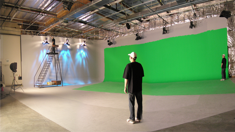 san francisco bay area video studio for rent with crew