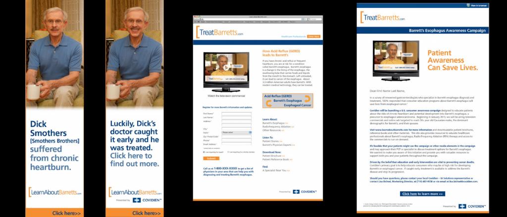 cancer treatment website development video production