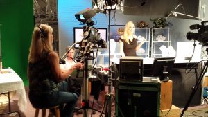 infomercial production live broadcast streaming