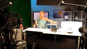 infomercial production live broadcast streaming home shopping network style capabilities