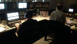 Flip 2 Media Control Room Studio Video Switcher Sound Mixer